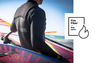 FIRE FIBER DRVKO WETSUITS